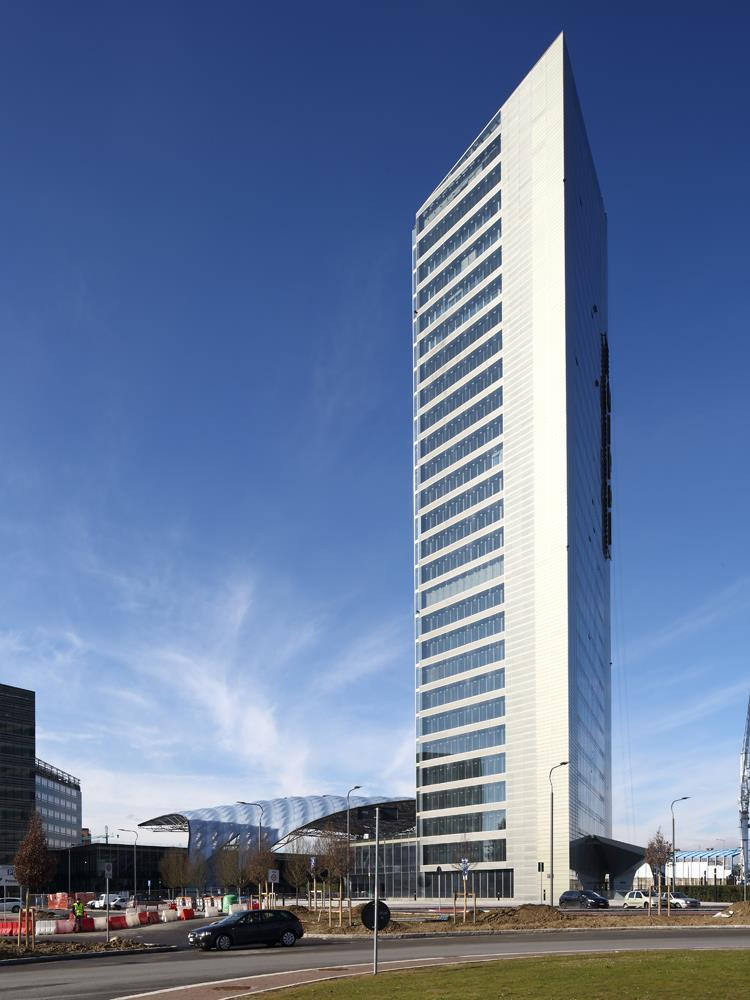 Unipol Towers of Bologna: Photo 5