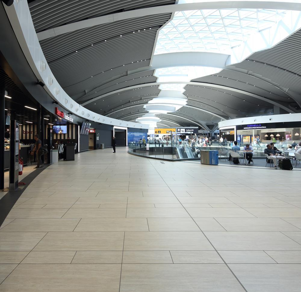 Leonardo da Vinci Airport: Photo 9