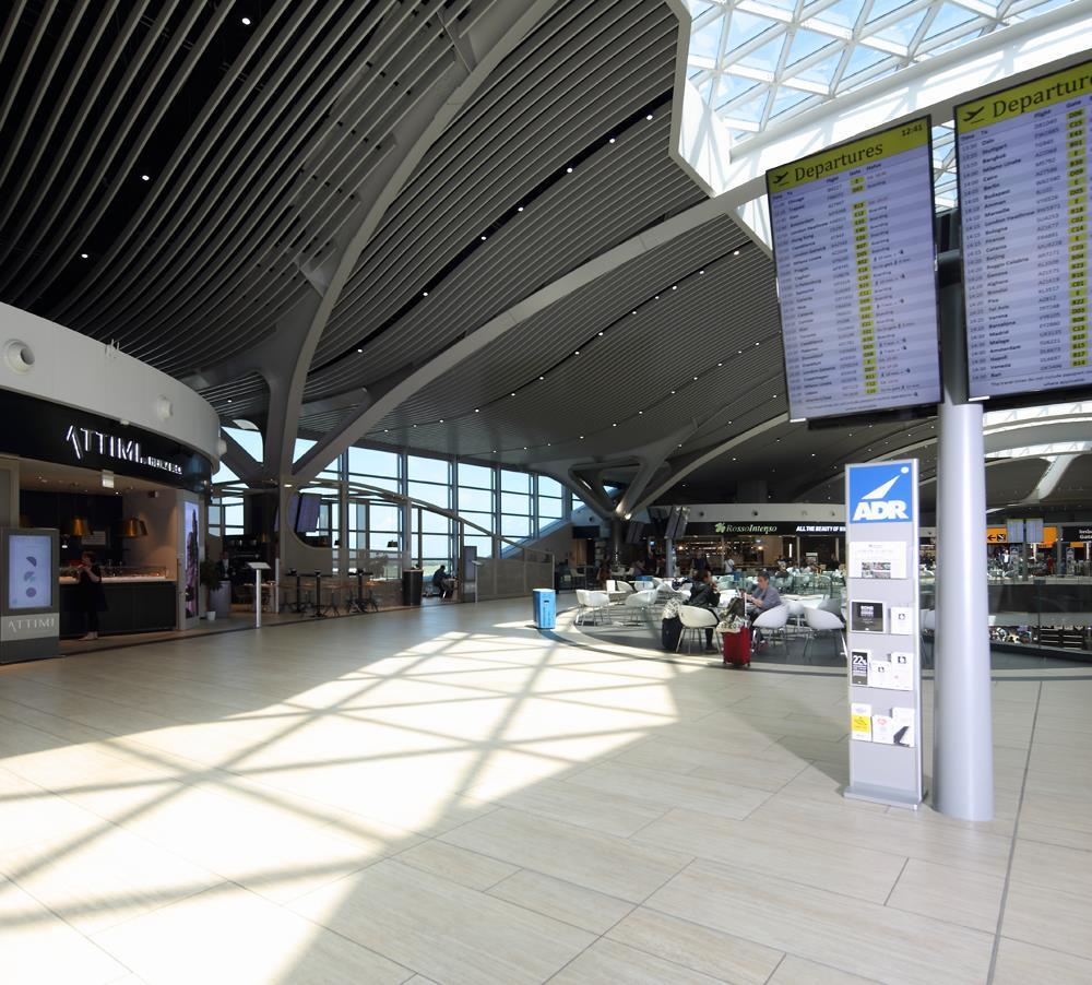 Leonardo da Vinci Airport: Photo 13