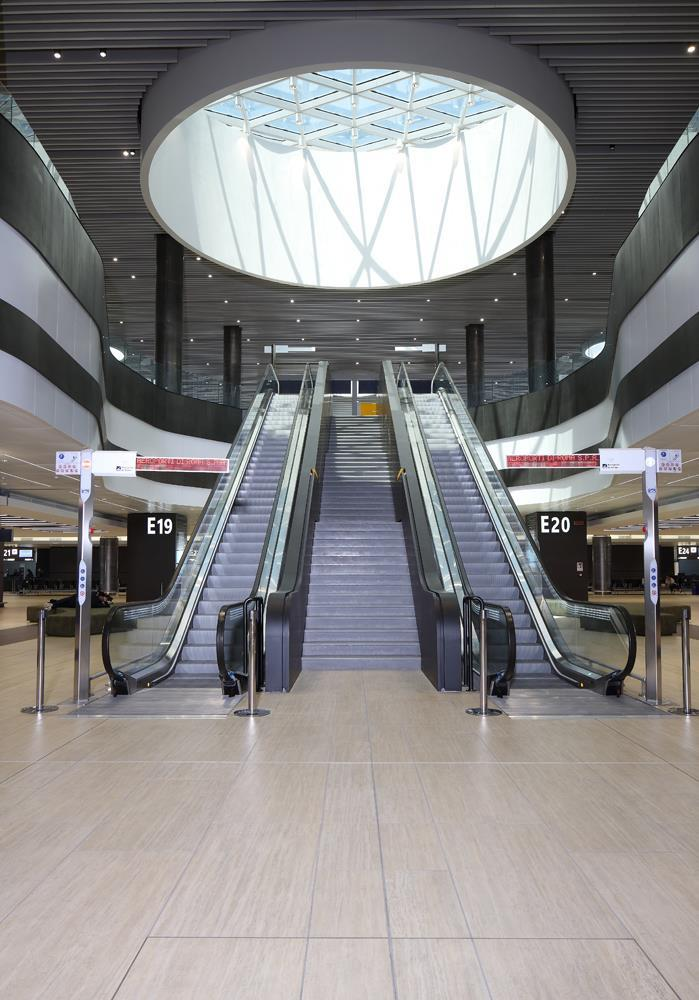 Leonardo da Vinci Airport: Photo 16