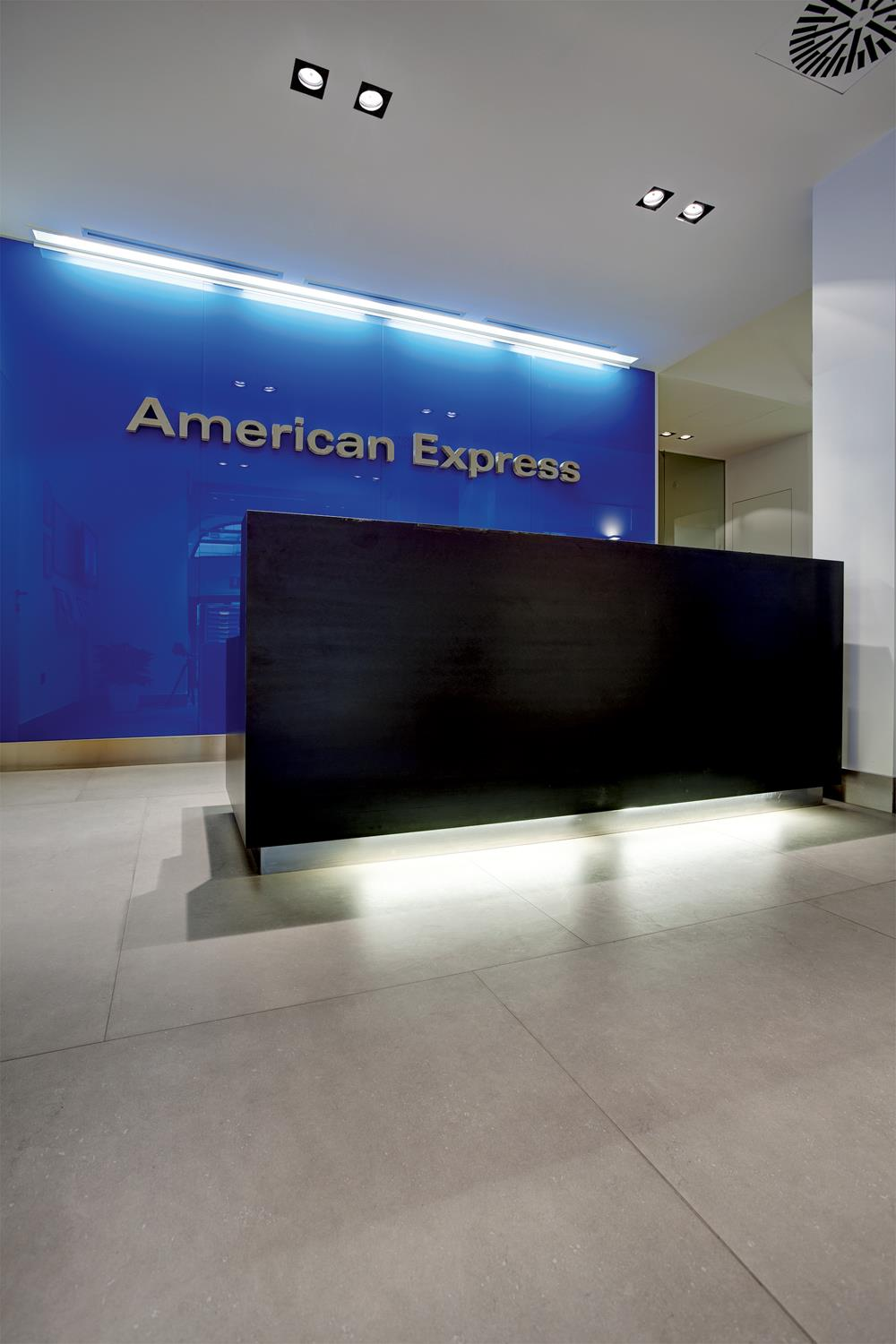 Branche American Express: Photo 3