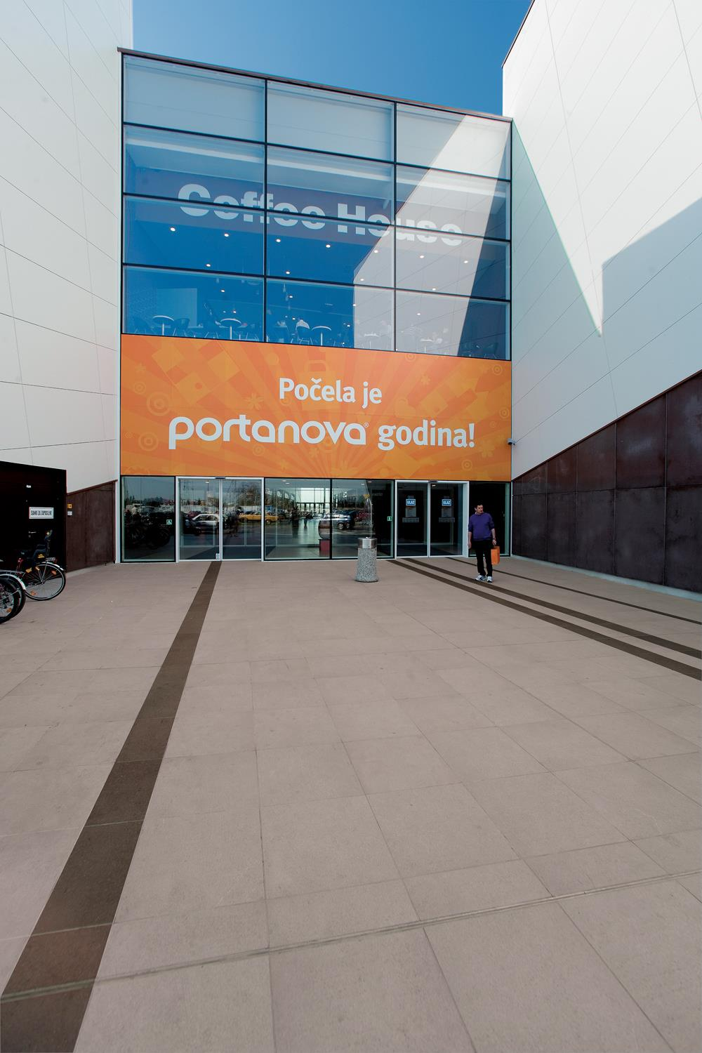 Shopping centre Portanova: Photo 9
