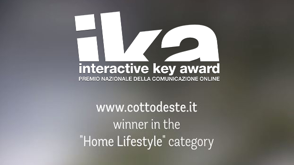 cotto-d'este-a-gagné-le-prix-interactive-key-award